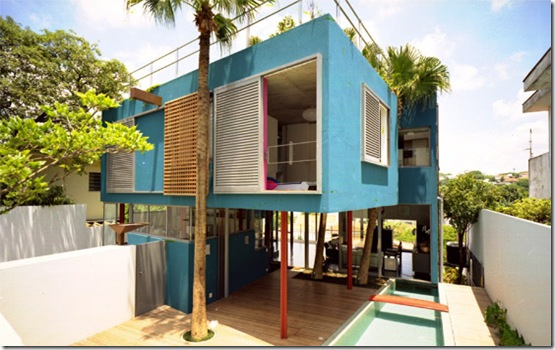 Casa de Valentina - André Vainer & Guilherme Paoliello - Casa no Pacaembu