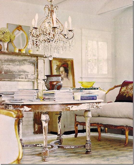 Comprar móveis - via Country Home - mesa de centro alta