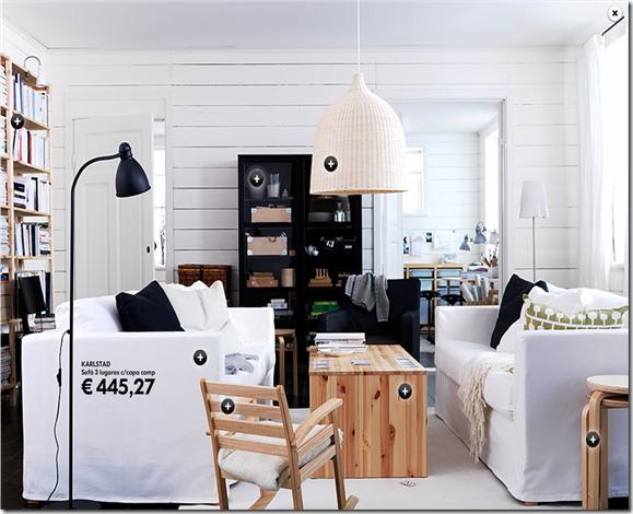 Casa de campo from Ikea