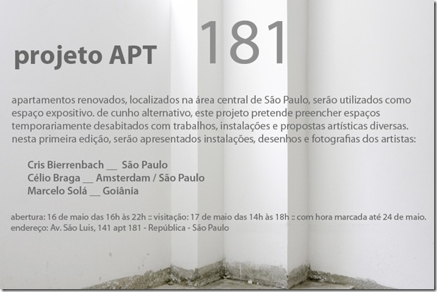 projeto APT 181