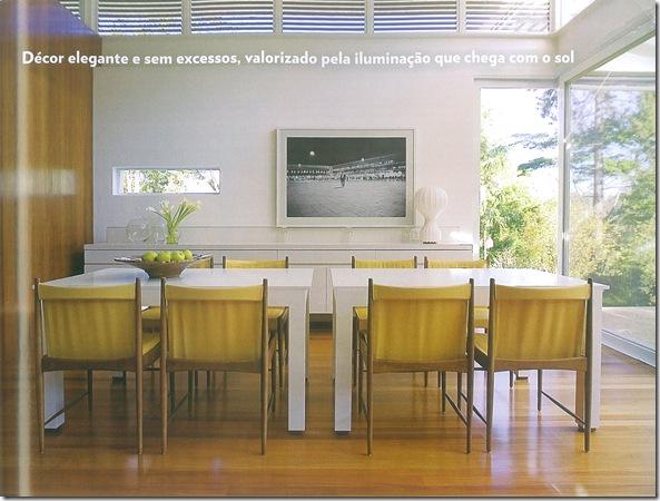 Sala com 2 mesas by Vogue Casa