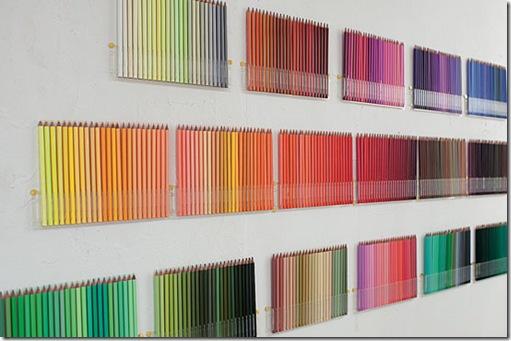 Casa de valentina - Pencils 3