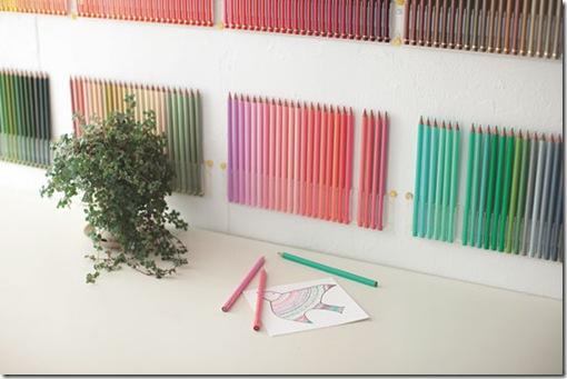 Casa de valentina - Pencils 1