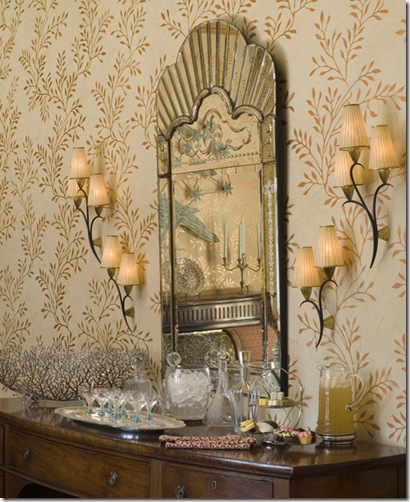 Casa de Valentina - Jeffers Design Group - aparador romântico