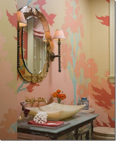 Casa de Valentina - Jeffers Design Group - lavabo