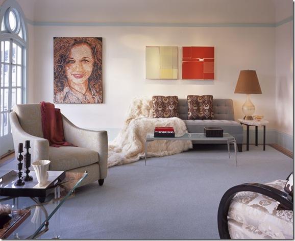 Casa de Valentina - Jeffers Design Group - grande tapete