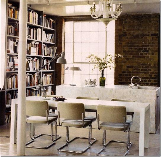 Casa de Valentina - via Arquitectura y Diseño - cozinha integrada