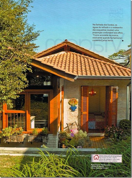 Casa de Valentina - Arquitetura e Construção - obra de Catlos Verna