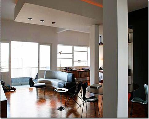 Casa de Valentina - sofá bicolor