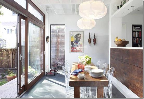 Casa de Valentina - Feldman Architecture - uma casa de 1960 em San Francisco - cozinha vista por outro lado