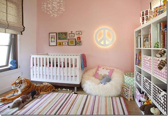 Casa de Valentina - Feldman Architecture - uma casa de 1960 em San Francisco - quarto de menina