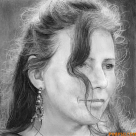 Những bức chân dung được vẽ bằng bút chì tuyệt đẹp