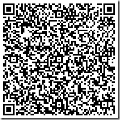 Chinese Digger的自我介紹(QR Code)