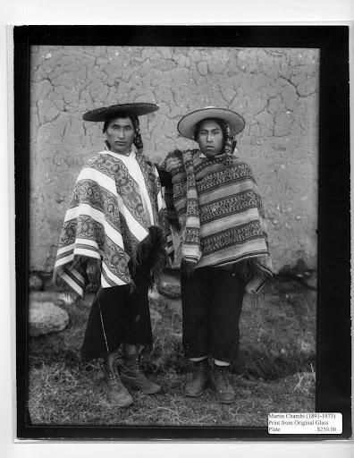 el primer fotógrafo indígena