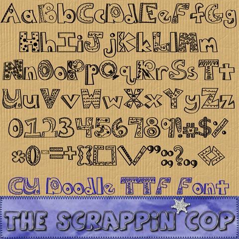SC_DoodleFont