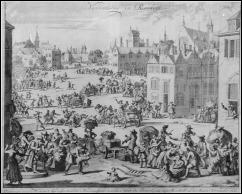 expulsão de protestantes
