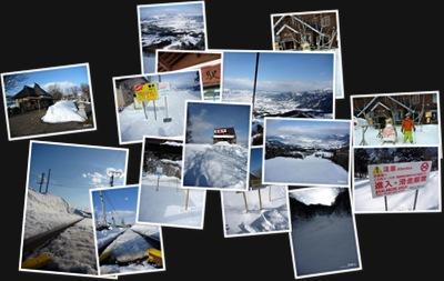 檢視 100130 滑雪日誌 木島平