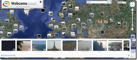webcam dove andare in vacanza