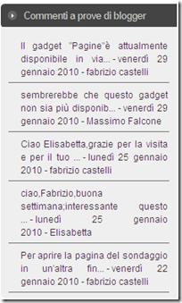 commenti in prove di blogger-blogspot-com
