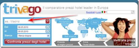 scegliere hotel madrid trivago