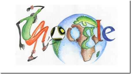 logo google mondiali 2010 italia paraguay