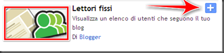 come mettere widget sostenitori Google friend connect blog blogspot
