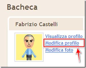 come modificare privacyprofilo blogger bacheca blogspot