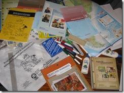 Materiales para el Centro de Alfabetización en San Clemente