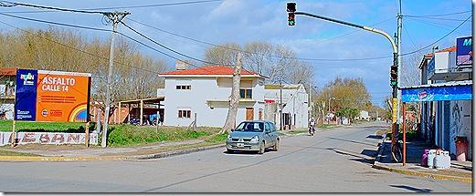 Asfalto Terminado en Calle 14 de Santa Teresita