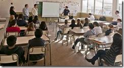 Ordenamiento Urbano en charlas de concientización vial en escuelas del distrito
