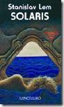 Portada de una de las ediciones de Solaris, de Stanislav Lem