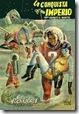 Portada «Pulp» de un clasico español del género: la adaptación al cómic de «La Saga de los Aznar», del valenciano Pascual Enguidanos