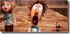 «Lluvia de albondigas», otra de tantas de animación en 3D, lo 1º con lo que se atrevieron antes que con imágen real