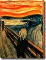 «El Grito» de Munch. Representación particular de la angustia del ser humano ante los misterios de su existencia