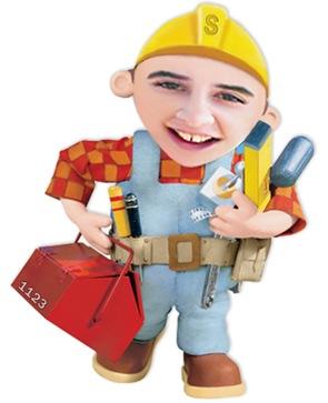 Sheva the Builder-Sheve Apelbaum