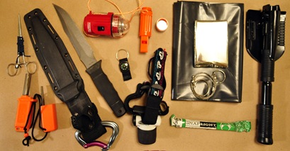 Survival kit-Sheva Apelbaum