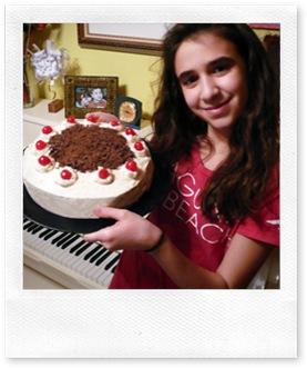 Black Forest Cake-Sheva Apelbaum