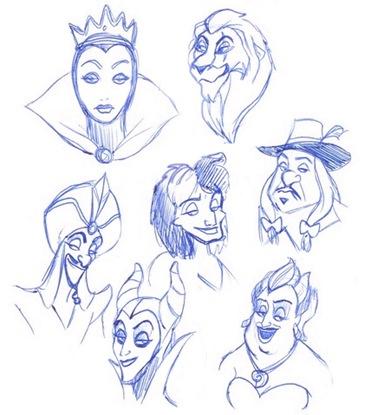 Disney Villains-Sheva Apelbaum