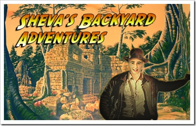 My Backyard Adventure-Sheva Apelbaum