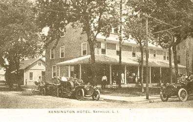 Kensington Hotel Sayville-Sheva Apelbaum