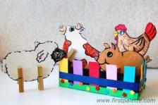 اعمال فنية  للاطفال 1