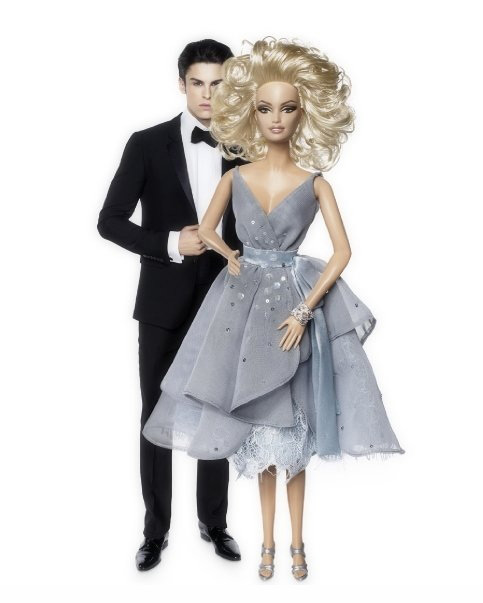 Fashionable Barbie