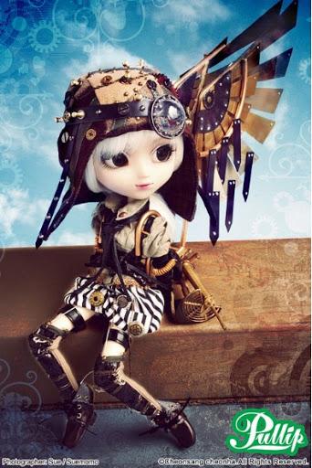 Futuristic Doll