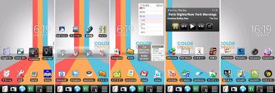 Xperiaでホームアプリ「Zeam」を使う