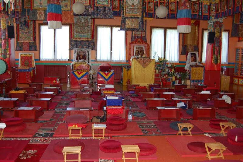 La grande salle de Monchardon (source: cliquez sur la photo)