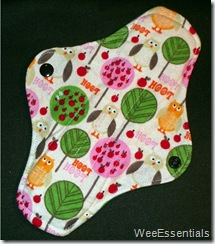 reusable menstural pad PUL Etsy