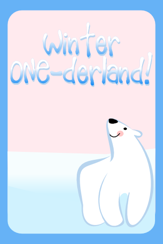 free invitation birthday party diy craft tutorial polar bear