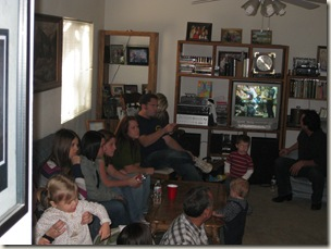 Wyatt Family Christmas Party 007