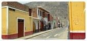 Calles de Lunahuana