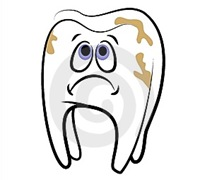 gigi rusak